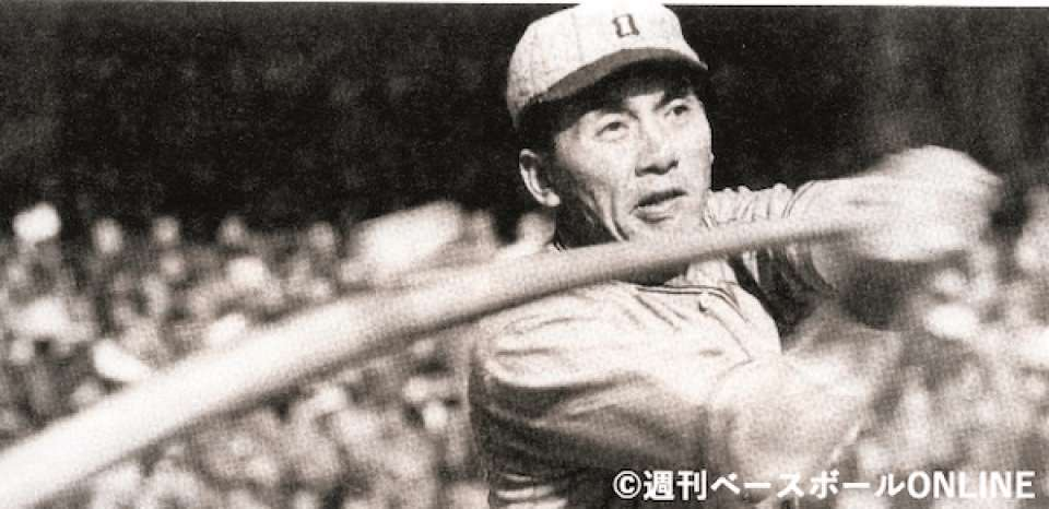 歴代最強 4番バッター候補「藤村富美男」