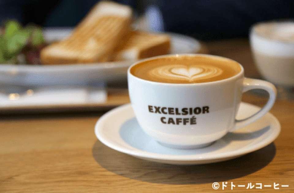 【コーヒーチェーン】エクセルシオール カフェ