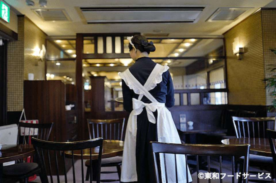 【喫茶店チェーン】椿屋珈琲店