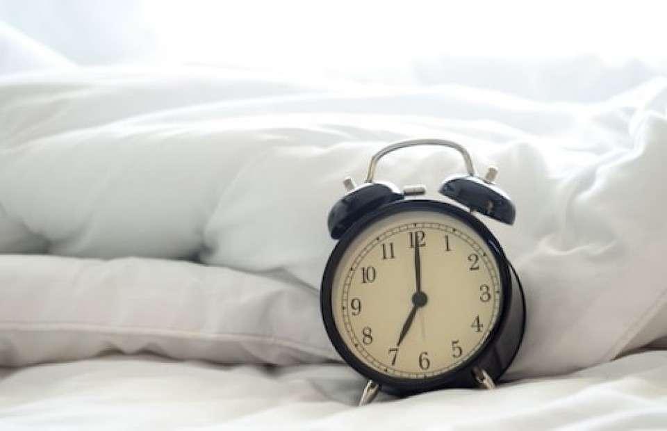 【目覚まし時計】スヌーズ機能なんて利用しない!