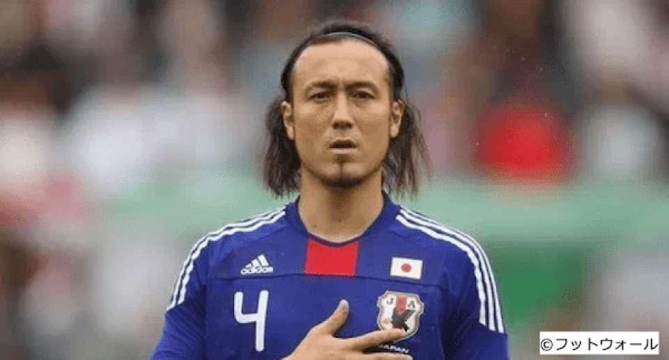 【サッカー日本代表最強ディフェンスライン】闘莉王