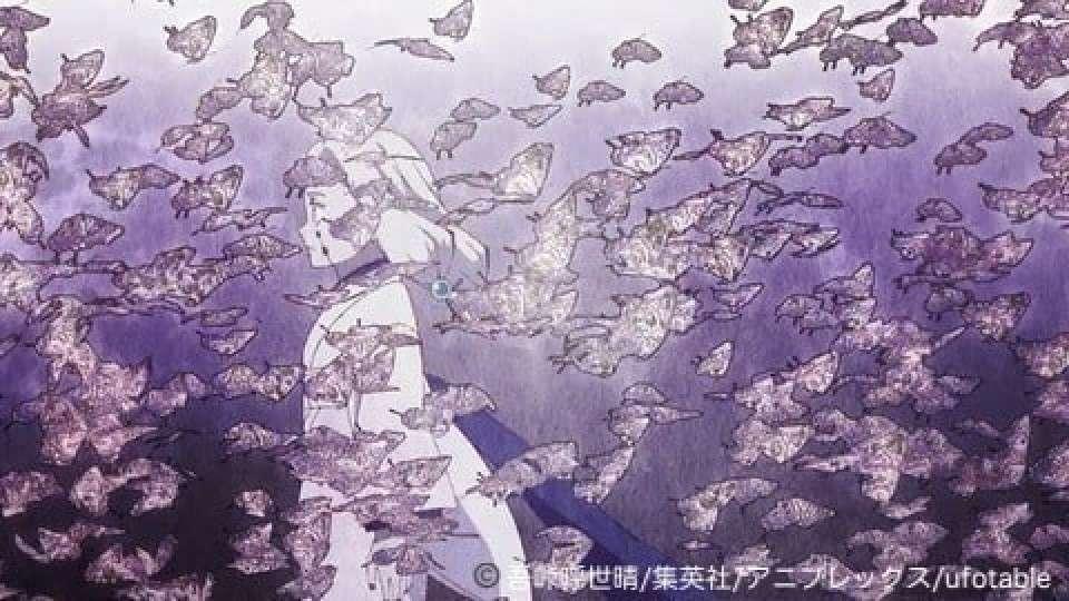 「鬼滅の刃」蟲柱・胡蝶しのぶ(こちょう しのぶ)が使用する技は?画像