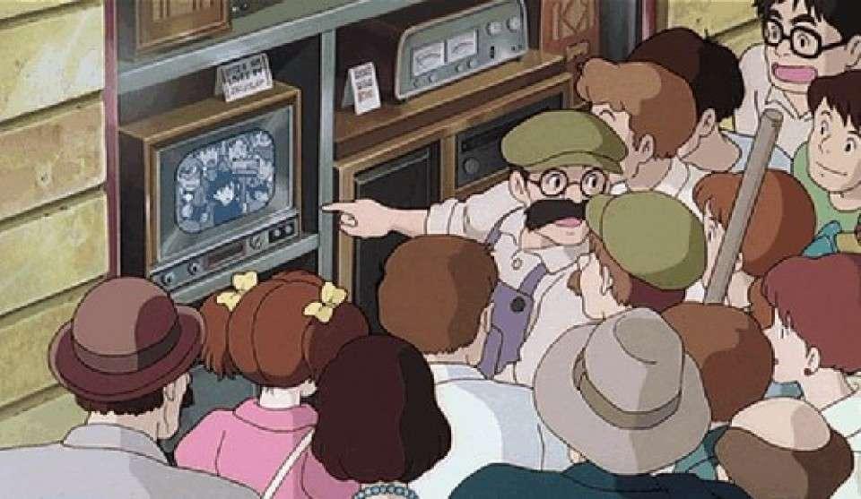 魔女の宅急便に出てくる宮崎駿