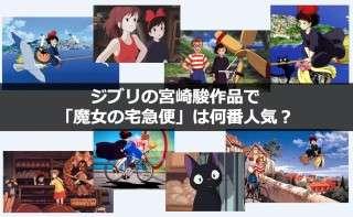 【スタジオジブリ】『魔女の宅急便』の魅力を徹底解析!