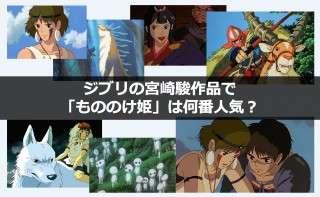 【スタジオジブリ】『もののけ姫』の魅力を徹底解析!