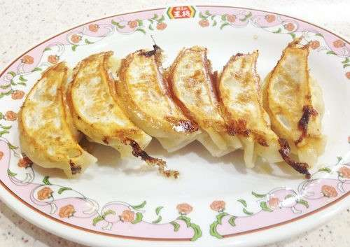 「餃子の王将」の餃子は、好き/美味しい派の意見