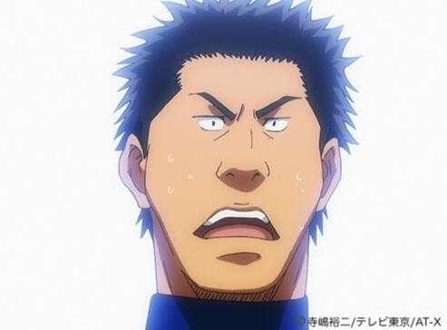 【ダイヤのA 青道高校】坂井 一郎(さかい いちろう)のキャラ紹介画像