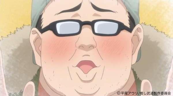 アニメ「推しが武道館いってくれたら死ぬ」くまさのキャラ紹介画像