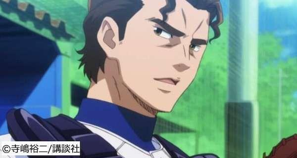【ダイヤのA】青道高校OB:滝川 クリス 優のキャラ紹介