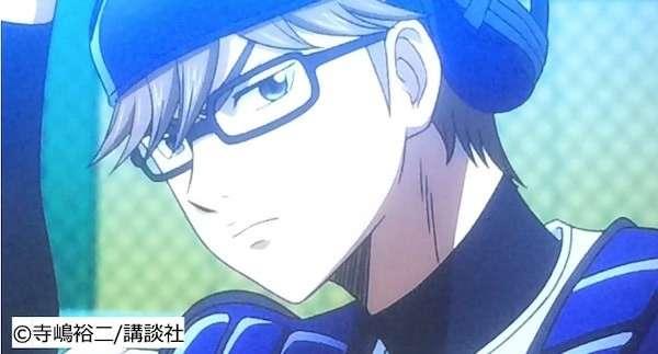 【ダイヤのA】巨摩大藤巻高校キャッチャー:円城 蓮司のキャラ紹介