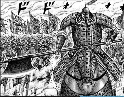 【秦国六大将軍 ランキング】王齕(おうこつ)