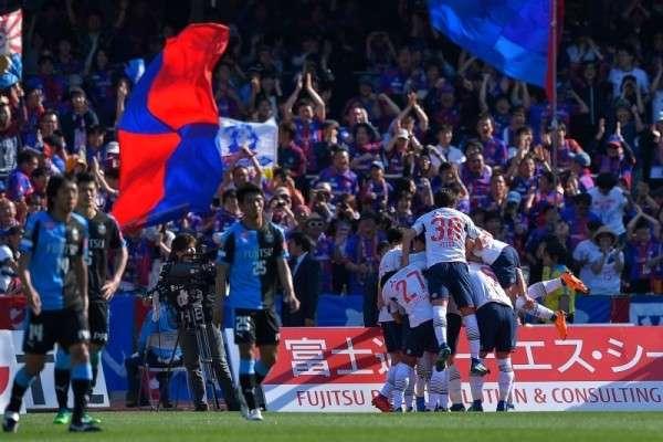 ## 【FC東京 vs 川崎フロンターレ】比較①:対戦成績
