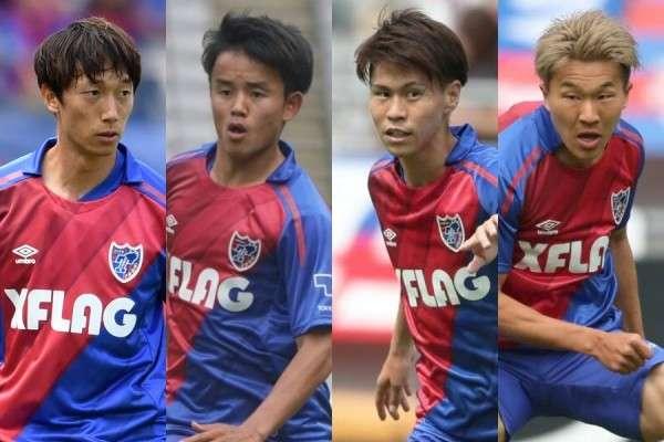 ### FC東京に所属した名選手