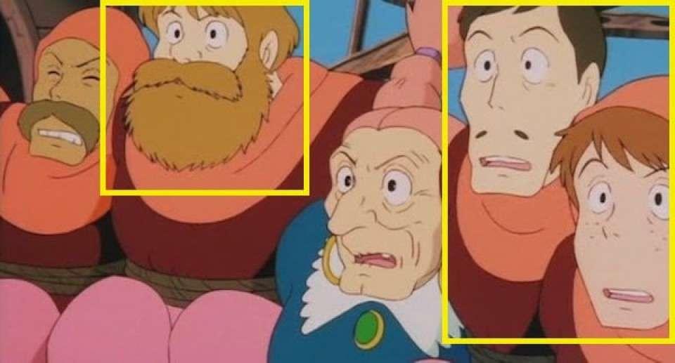 ユニークな3人の息子「シャルル」、「ルイ」、そして「アンリ」
