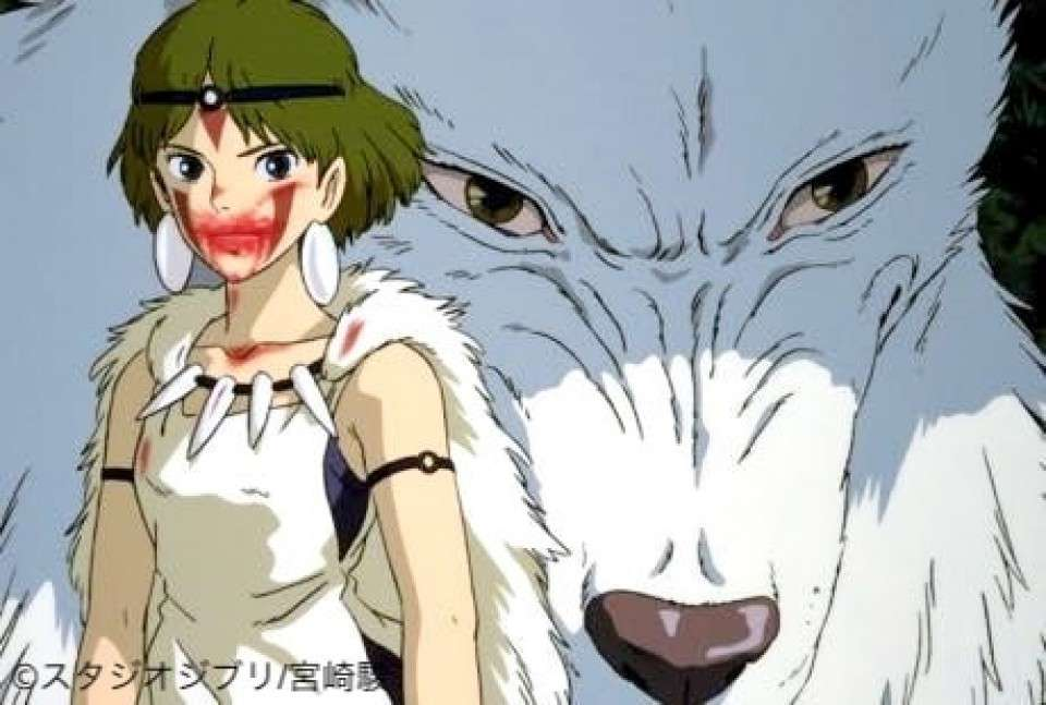 もののけ姫:サン