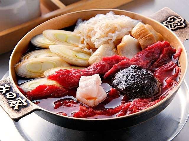 【桜鍋】の特徴・魅力