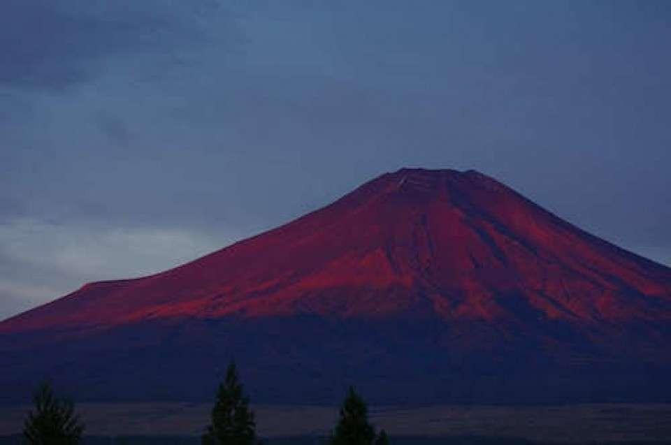 【静岡県&山梨県】赤富士