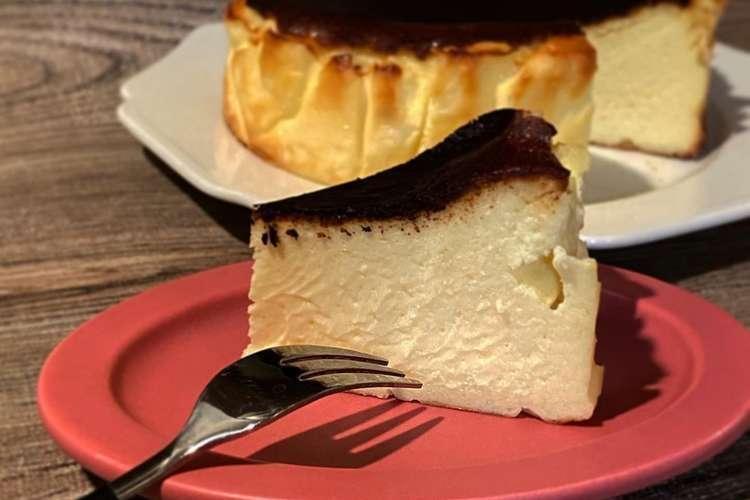 バスク風チーズケーキの魅力