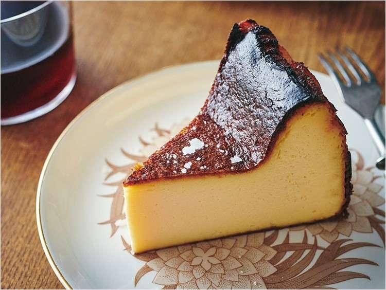 【バスク風チーズケーキ】の評判