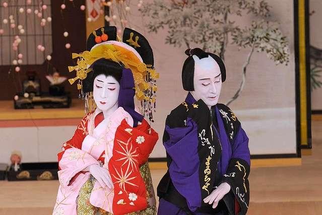 ## 【歌舞伎派】の特徴・魅力