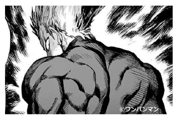 【ワンパンマン】ガロウの強さや能力