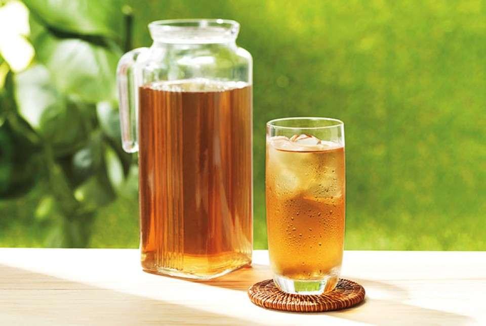麦茶の画像