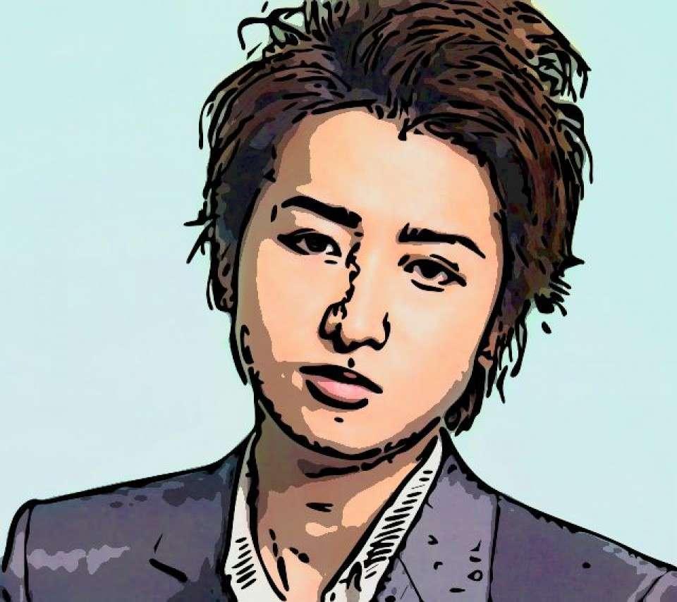 大野智さんの画像