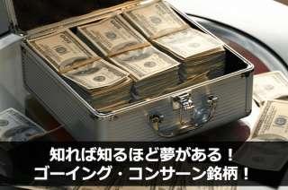 【株式投資の教科書】知れば知るほど夢がある!ゴーイング・コンサーン銘柄!