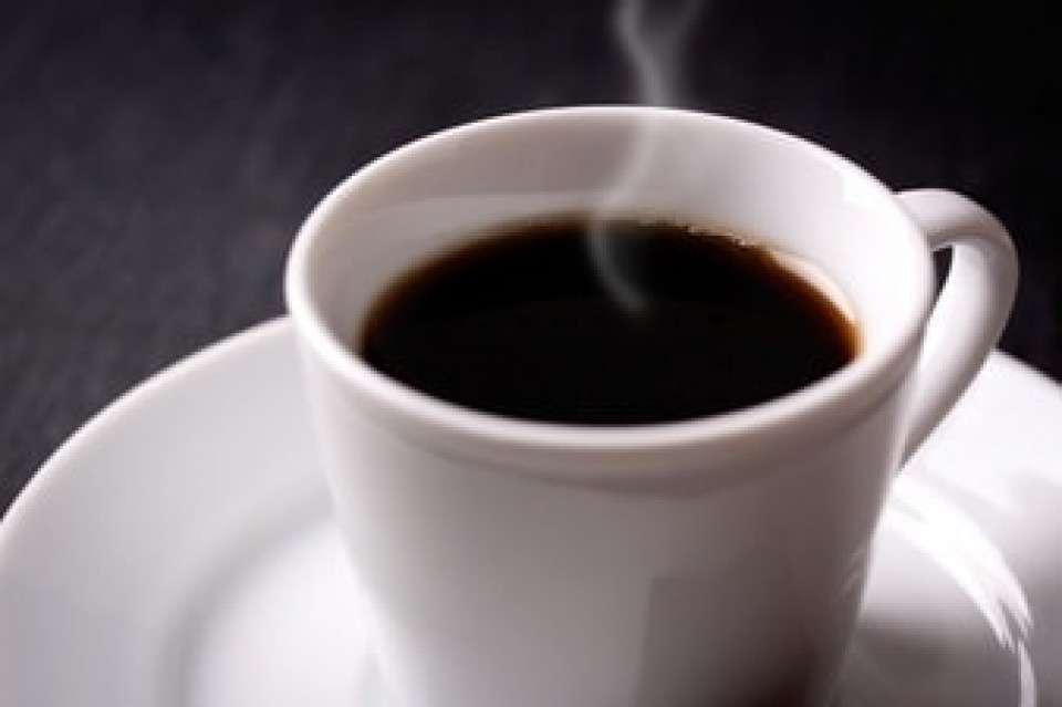 ホットコーヒー画像