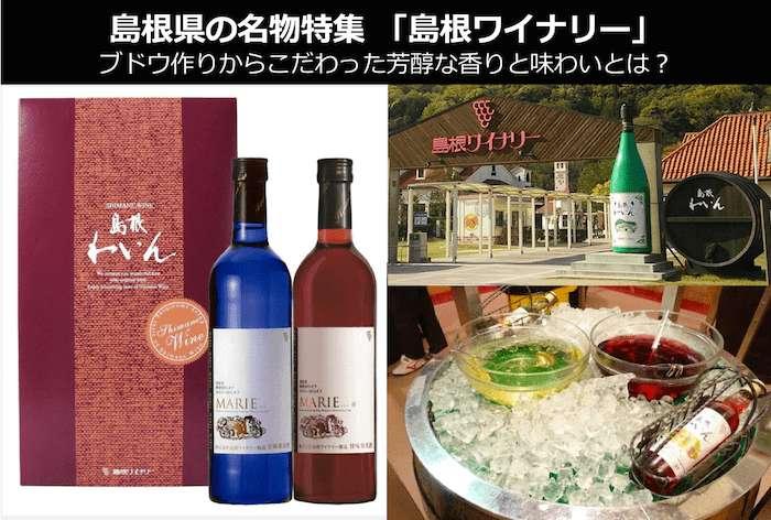 【島根ワイナリーのワイン】美味しい?まずい?どれほど美味しいか人気投票で調査!