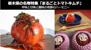 【栃木県 お土産/名物】「まるごとトマトキムチ」は辛味と甘味と酸味の奇跡のハーモニー