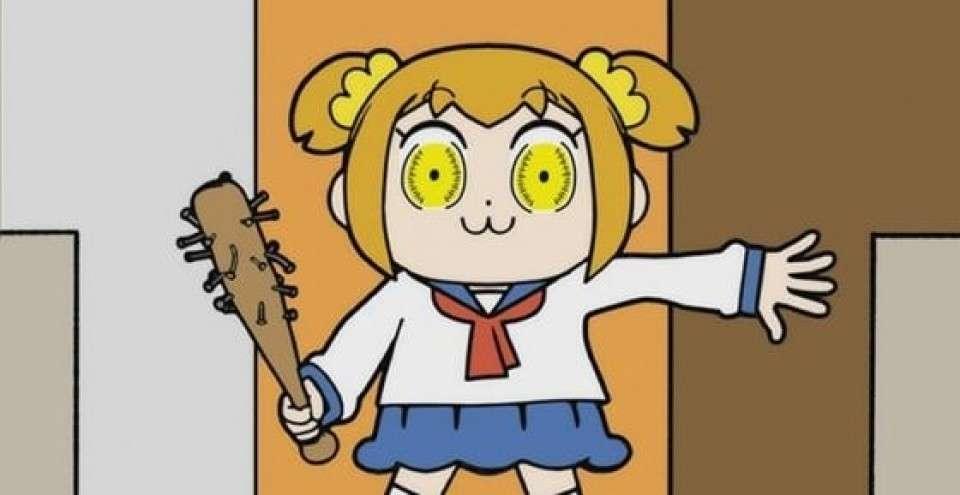 「ポプテピピック」 ポプ子のキャラ紹介