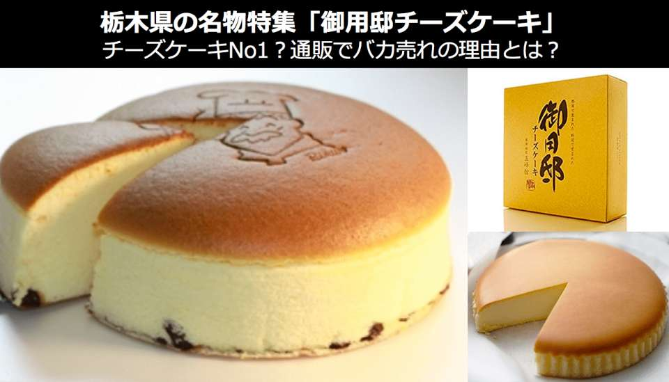 【御用邸チーズケーキ】美味しい?まずい?どっち?美味しくないと思う割合を人気投票で調査!