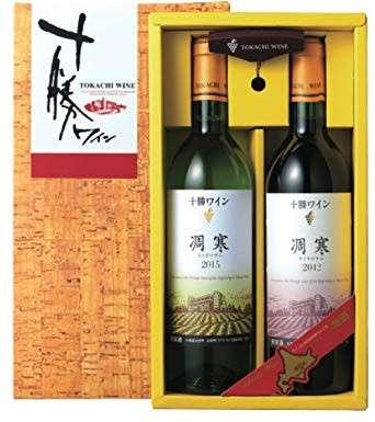 北海道の名物「十勝ワイン」