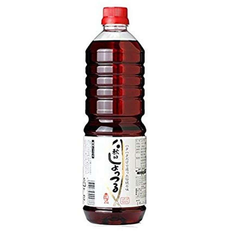 秋田県の名物「しょっつる」