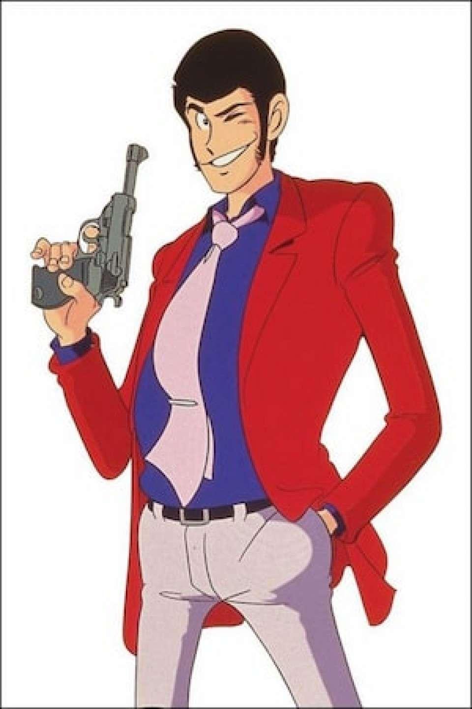 赤ジャケット