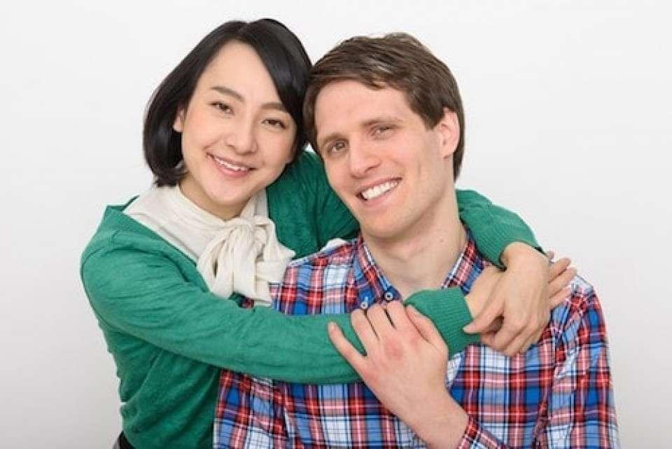 外国人の恋人・結婚