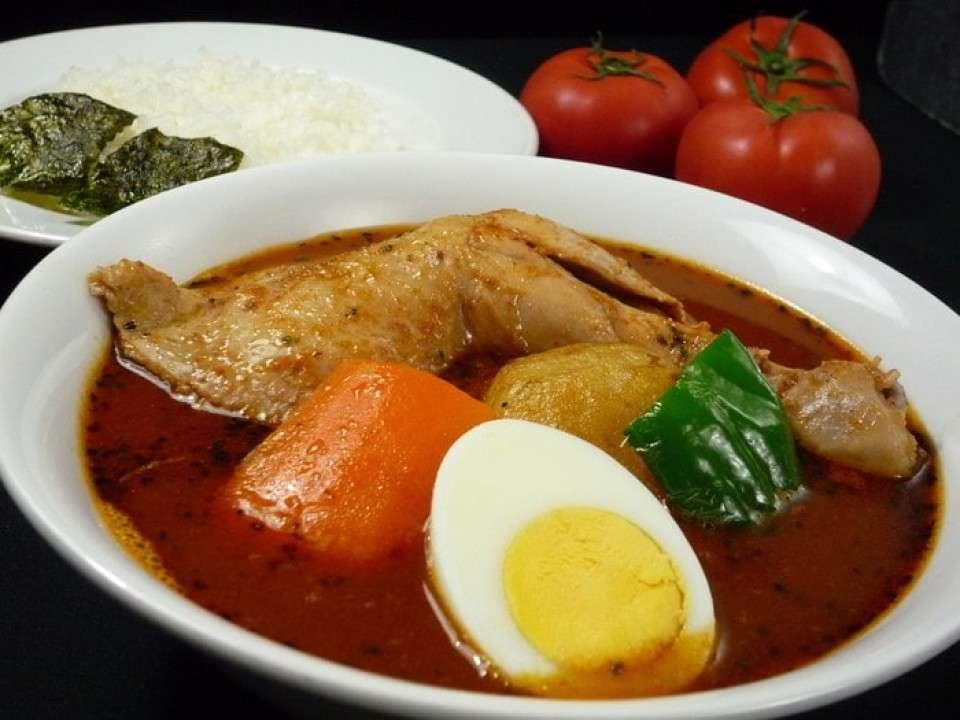 【さっぽろ雪まつり】おすすめの食べ物『スープカレー』画像