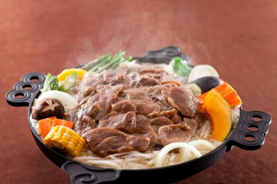 【さっぽろ雪まつり】おすすめの食べ物『ジンギスカン』画像