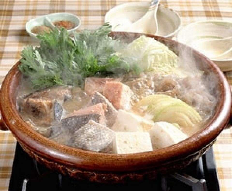 【さっぽろ雪まつり】おすすめの食べ物『石狩鍋』画像