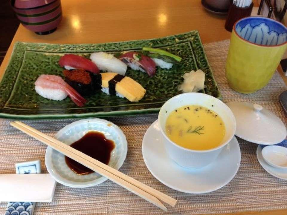 お得に老舗高級寿司を食べれる『すし善 大丸札幌店』画像