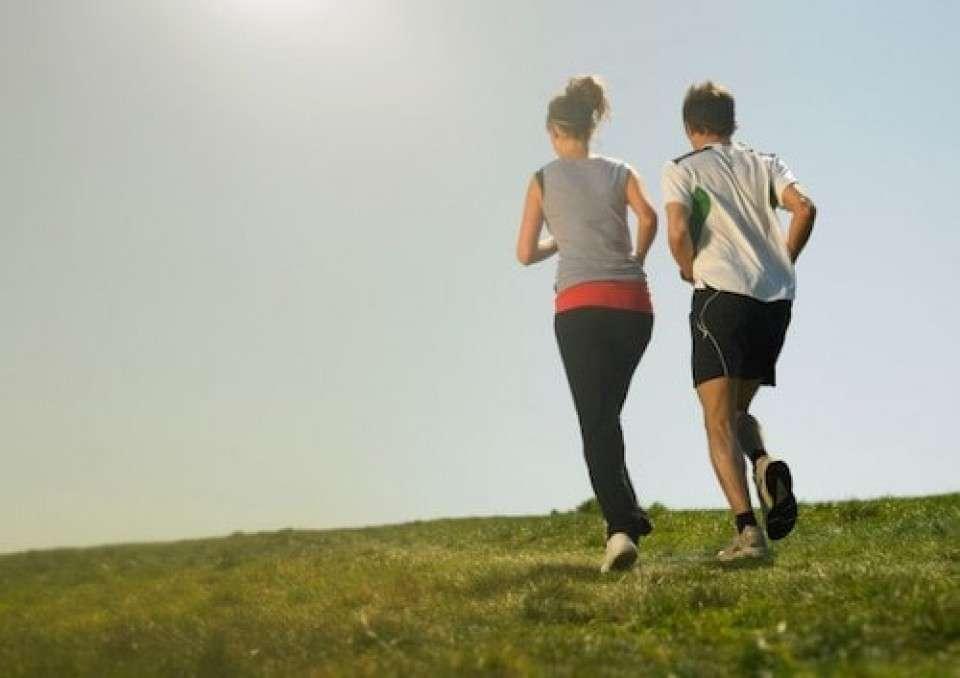ジョギングの魅力!