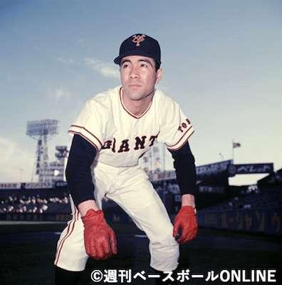 通算盗塁数はセ・リーグ最多「柴田勲」