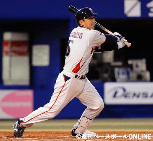 1シーズン最多犠打数の記録保持者「宮本慎也」