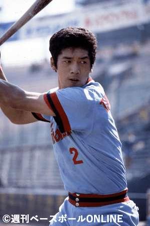高い打撃力と走力は歴代遊撃手の中でもトップクラス「高橋慶彦」