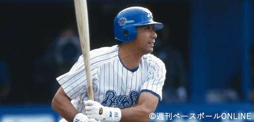 一塁手の守備力はNo1「駒田徳広」