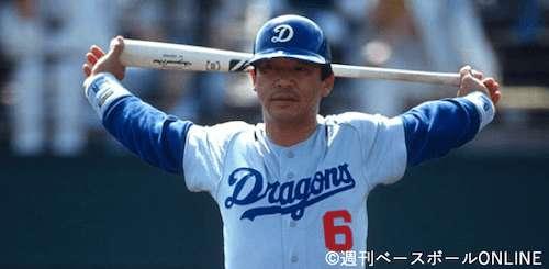プロ野球史上最高の右打者「落合博満」