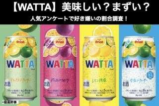 【WATTA】美味しい?まずい?どっち?