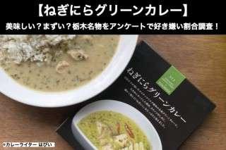 【ねぎにらグリーンカレー】美味しい?まずい?どっち?