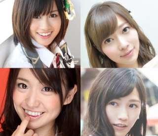 【AKB48】歴代総選挙No.1の中のNo.1を決めよう!!